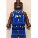 LEGO NBA Tracy McGrady, Orlando Magic Minifigure #1 (Blue Uniform)