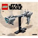 LEGO Nebulon-B Frigate Set 77904 Instructions