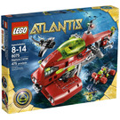 LEGO Neptune Carrier Set 8075 Packaging