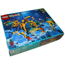 LEGO Neptune Discovery Lab Set 6195 Packaging