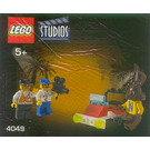 LEGO Nesquik Rabbit Film Set 4049