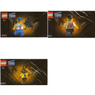 LEGO Nesquik Studios Promotional 3-Pack Set
