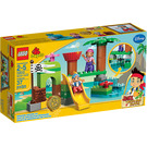 LEGO Never Land Hideout Set 10513 Packaging