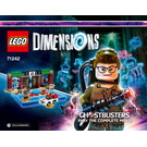 LEGO New Ghostbusters: Play the Complete Movie Set 71242 Instructions