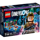 LEGO New Ghostbusters: Play the Complete Movie Set 71242 Packaging