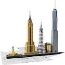 LEGO New York City Set 21028