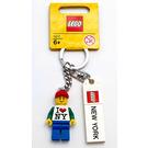 LEGO New York Key Chain (853309)