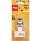 LEGO New York Minifigure Magnet (853599)