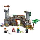 LEGO Newbury Abandoned Prison Set 70435