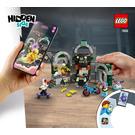 LEGO Newbury Subway Set 70430 Instructions
