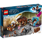 LEGO Newt's Case of Magical Creatures Set 75952 Packaging