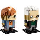 LEGO Newt Scamander & Gellert Grindelwald Set 41631