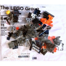 LEGO Nexo Knights: Build Your Own Adventure parts  Set 11913
