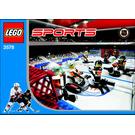 LEGO NHL Championship Challenge Set 3578 Instructions