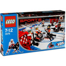LEGO NHL Championship Challenge Set 3578 Packaging
