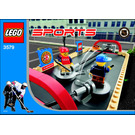 LEGO NHL Street Hockey Set 3579 Instructions