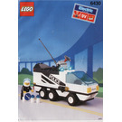 LEGO Night Patroller Set 6430 Instructions