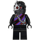 LEGO Nindroid Warrior with black legs Minifigure
