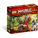 LEGO Ninja Ambush Set 2258 Packaging