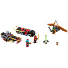LEGO Ninja Bike Chase Set 70600