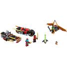 LEGO Ninja Bike Chase Set 70600