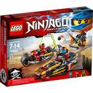 LEGO Ninja Bike Chase Set 70600 Packaging
