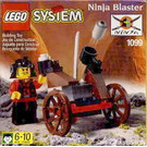 LEGO Ninja Blaster Set 1099