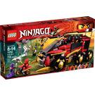 LEGO Ninja DB X Set 70750 Packaging