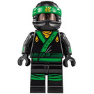 LEGO Ninja in Green Suit Minifigure