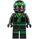 LEGO Ninja in Green Suit Minifigure