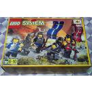 LEGO Ninja Knights Set 4805 Packaging