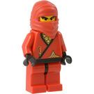 LEGO Ninja - Red Minifigure
