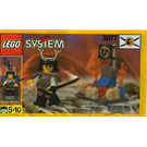 LEGO Ninja Shogun's Mini Base Set 3077