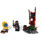 LEGO Ninja Training Outpost Set 2516