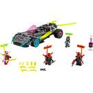 LEGO Ninja Tuner Car Set 71710