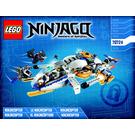 LEGO NinjaCopter Set 70724 Instructions