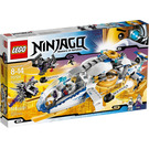 LEGO NinjaCopter Set 70724 Packaging
