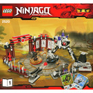 LEGO Ninjago Battle Arena Set 2520 Instructions