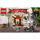 LEGO NINJAGO City Chase Set 70607 Instructions