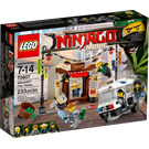 LEGO NINJAGO City Chase Set 70607 Packaging