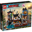 LEGO NINJAGO City Docks Set 70657 Packaging