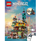 LEGO NINJAGO City Gardens Set 71741 Instructions