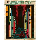 LEGO NINJAGO City Poster (5005431)