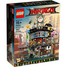 LEGO NINJAGO City Set 70620 Packaging