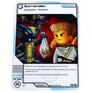 LEGO Ninjago Deck Number 2, Game Card 113, Surrender (International Version) (4643439)