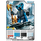 LEGO Ninjago Deck Number 2, Game Card 23, MEZMO (International Version) (4643492)