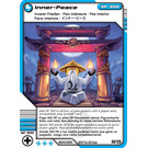 LEGO Ninjago Deck Number 2, Game Card 58, Inner-Peace (International Version) (4643494)