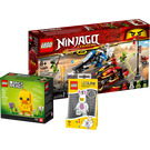 LEGO NINJAGO Easter Bundle Set 5005828