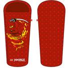 LEGO Ninjago Fire Design Sleeping Bag (100227)