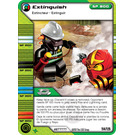 LEGO Ninjago Game Card Extinguish (Card #114/125) (4643474)